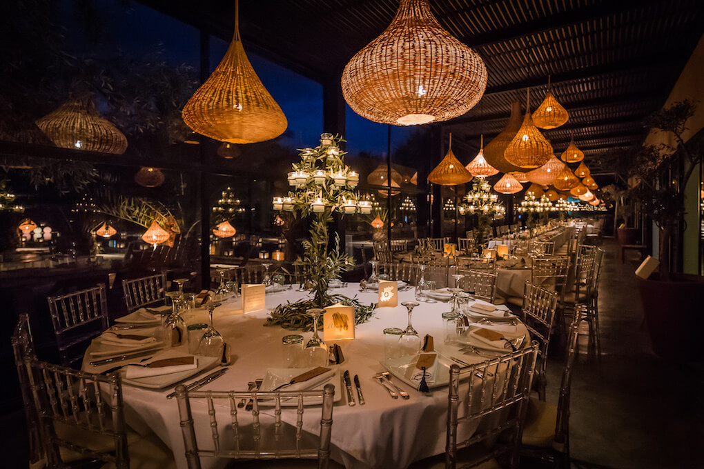 marrakech weddings villa rental
