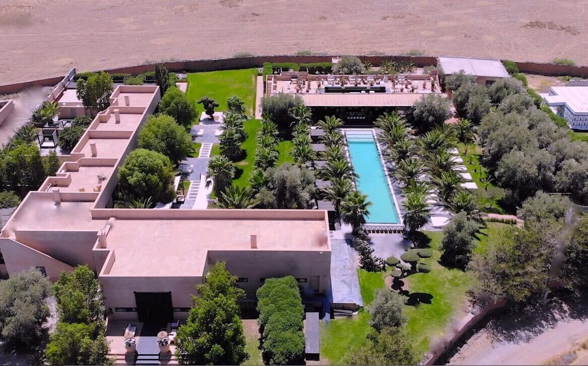 marrakech villa rental