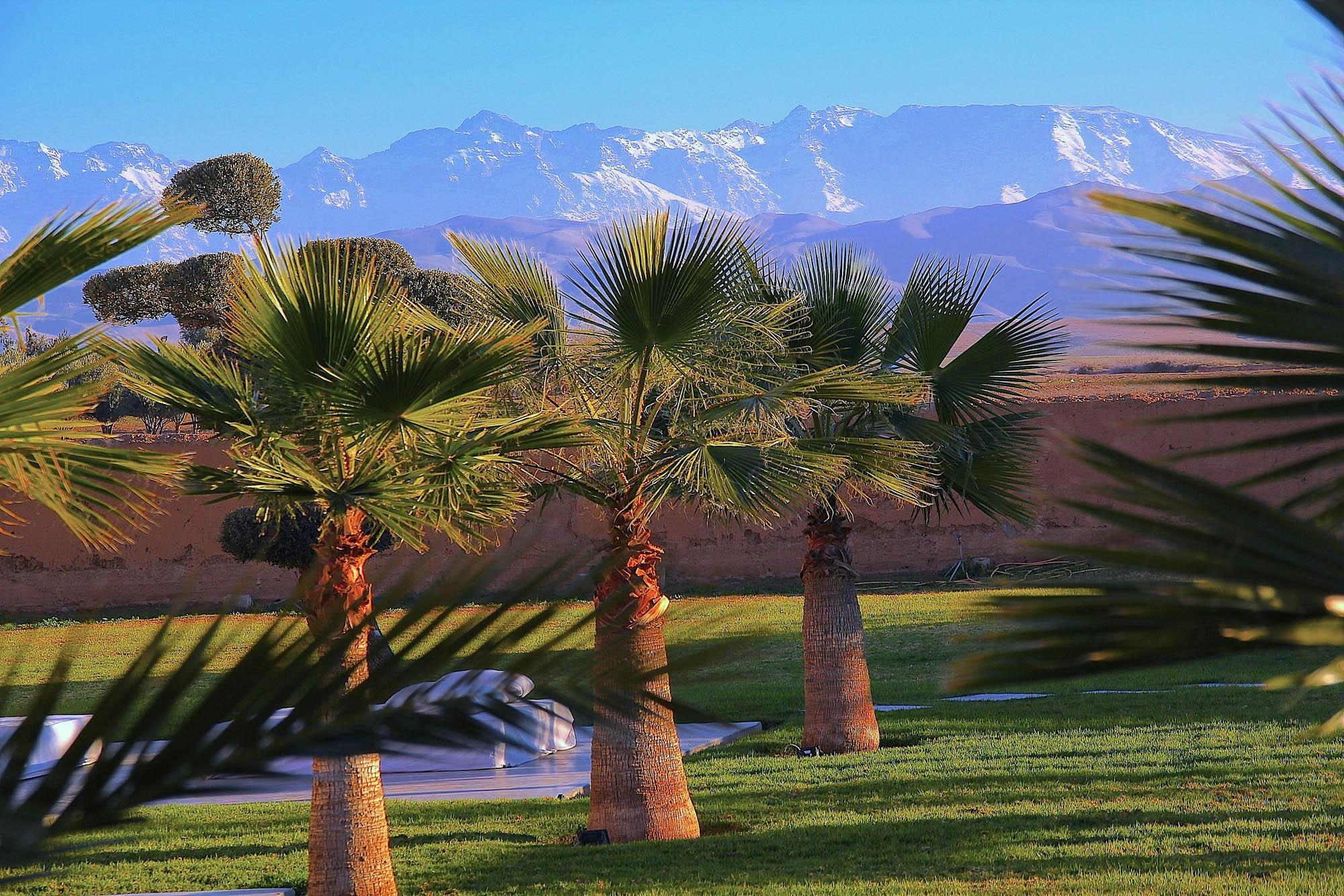 luxury rental marrakech