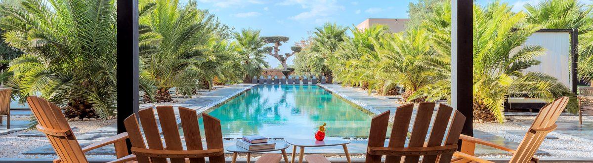 location maison marrakech