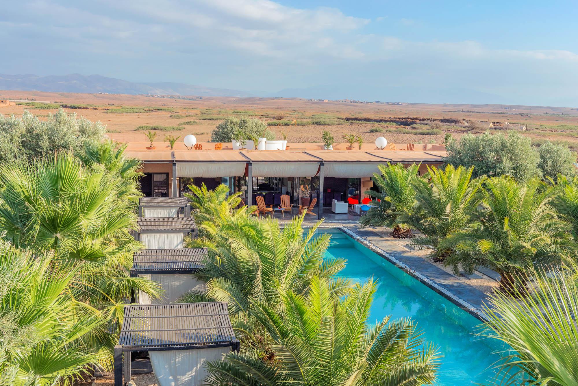 house rental marrakech