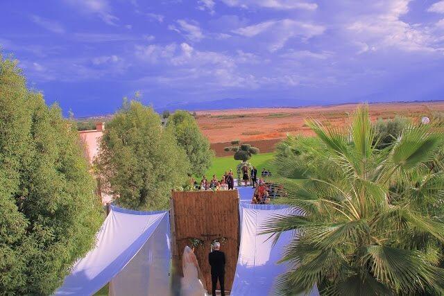 wedding organization Marrakech