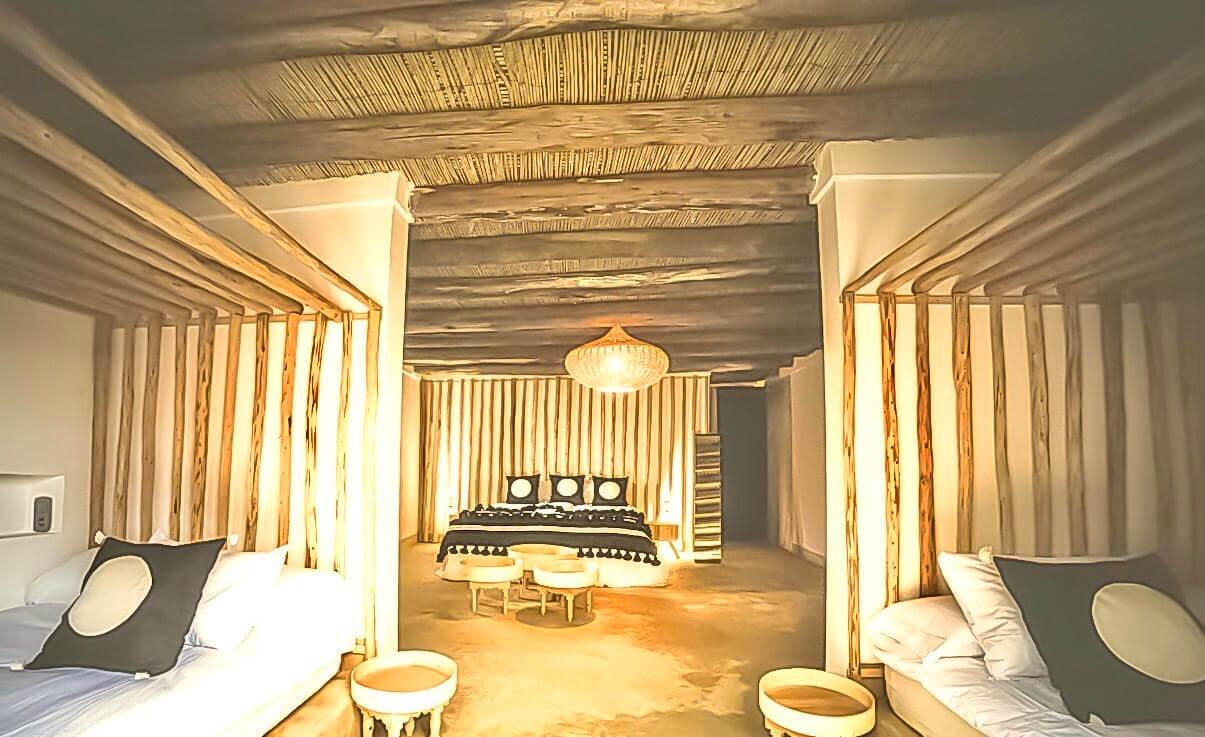 room in luxury villa marrakech