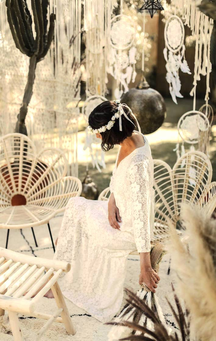 bohemian marrakech weddings