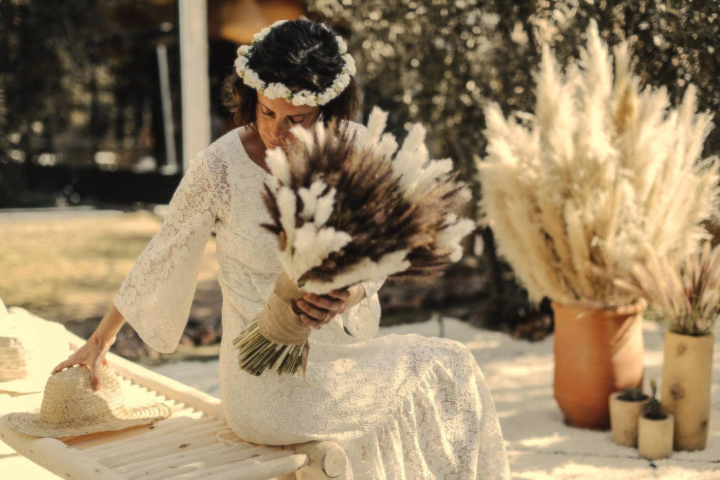 bohemian marrakech weddingsss