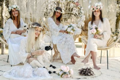 bohemian weddings