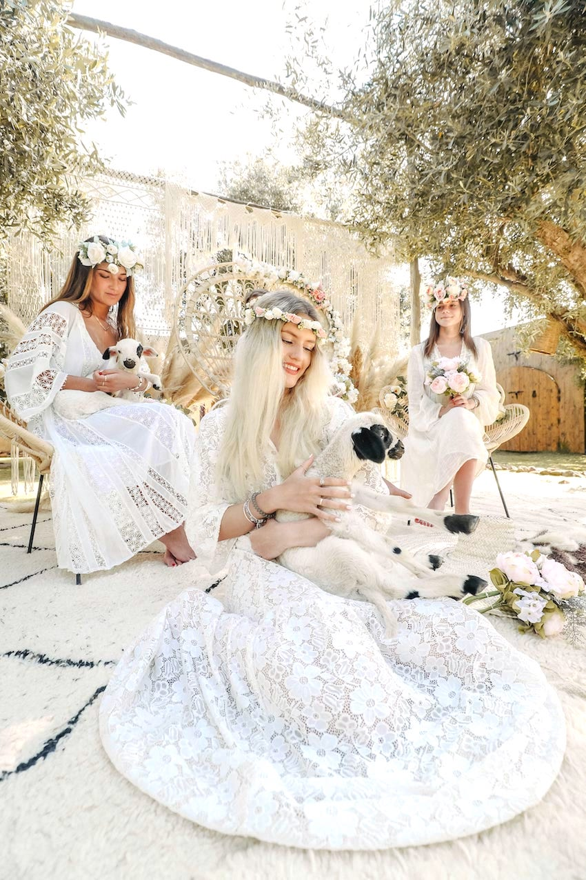 bohemian weddings