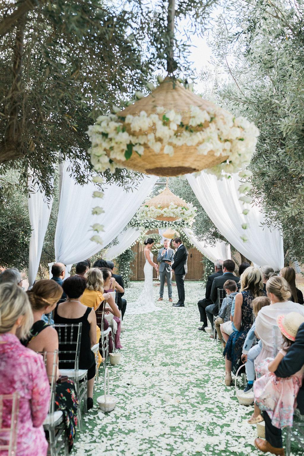 Marrakech wedding venue