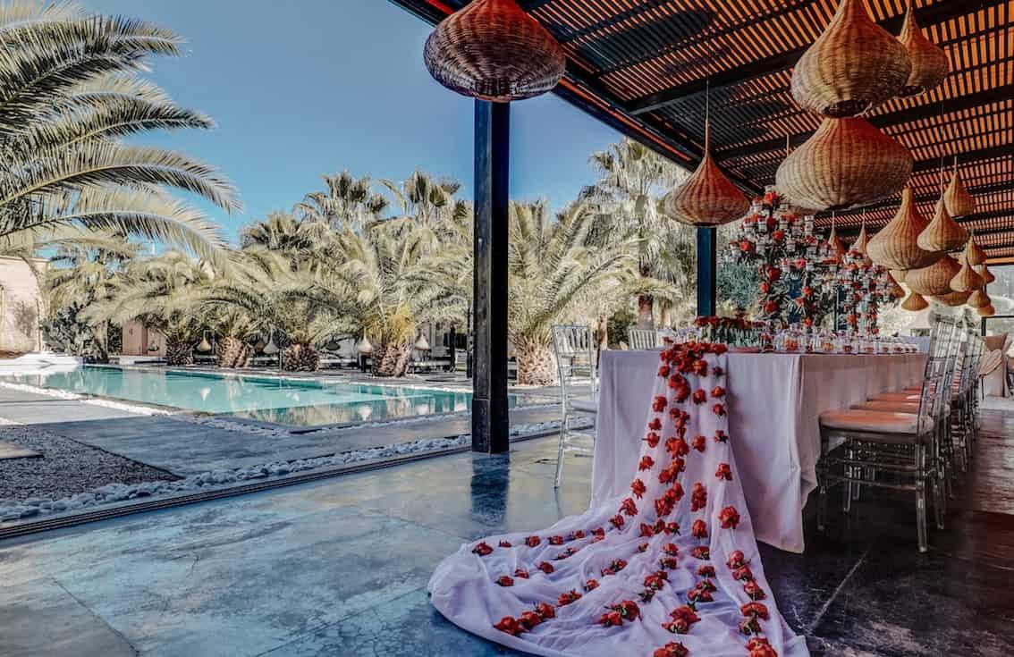 Organize your wedding in Marrakech