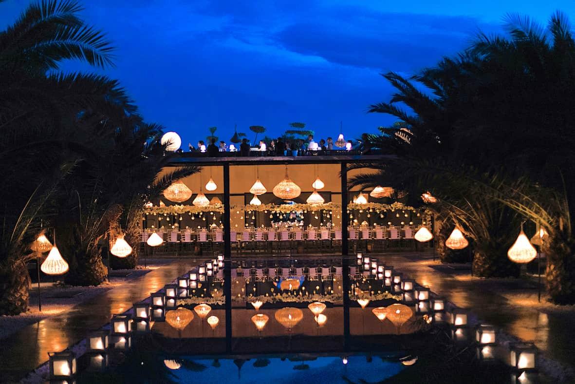 Organizing a birthday in Marrakech